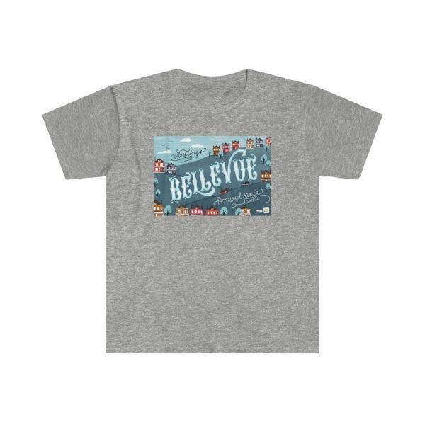 Greetings From Bellevue T-Shirt